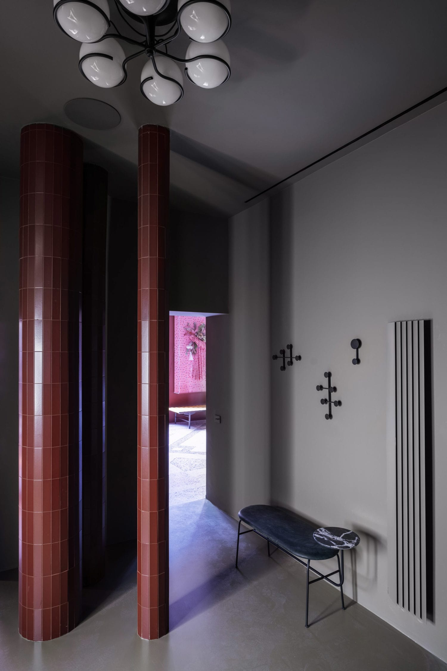Perfect Darkness Apartment Installation By Elisa Ossino And Josephine Akvama Hoffmeyer Milan Design Week 2019 Yellowtrace 02