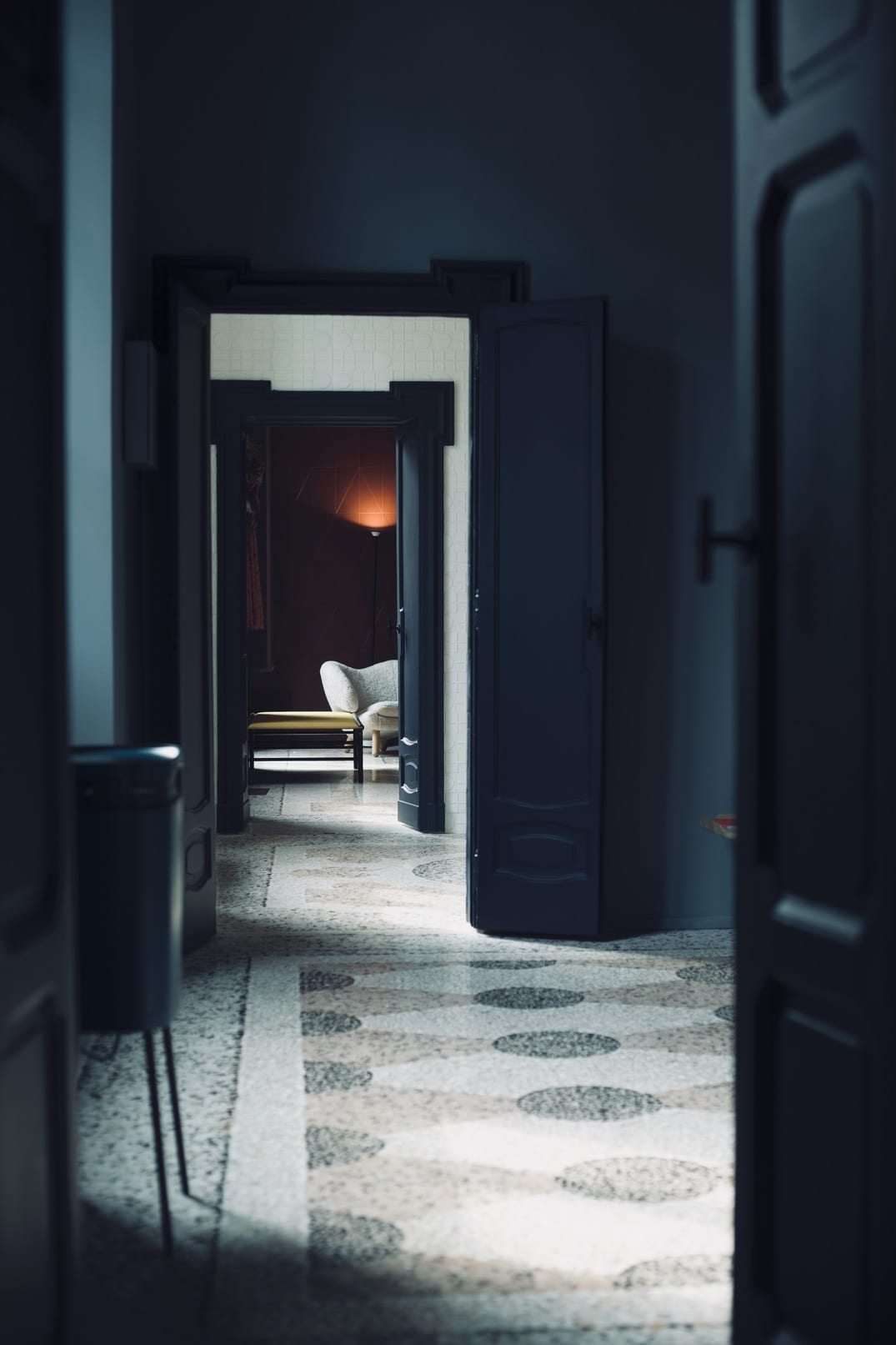 Perfect Darkness Apartment Installation By Elisa Ossino And Josephine Akvama Hoffmeyer Milan Design Week 2019 Yellowtrace 16