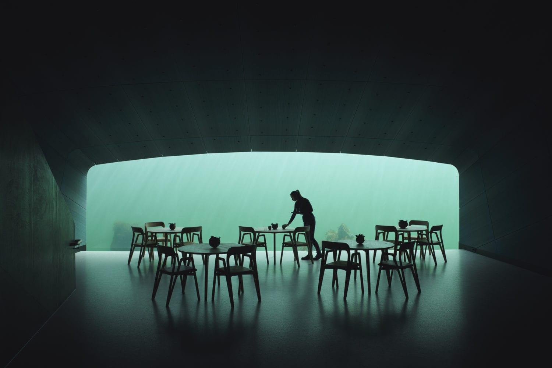 Extraordinary Underwater Restaurant Norway By Snohetta | Yellowtrace