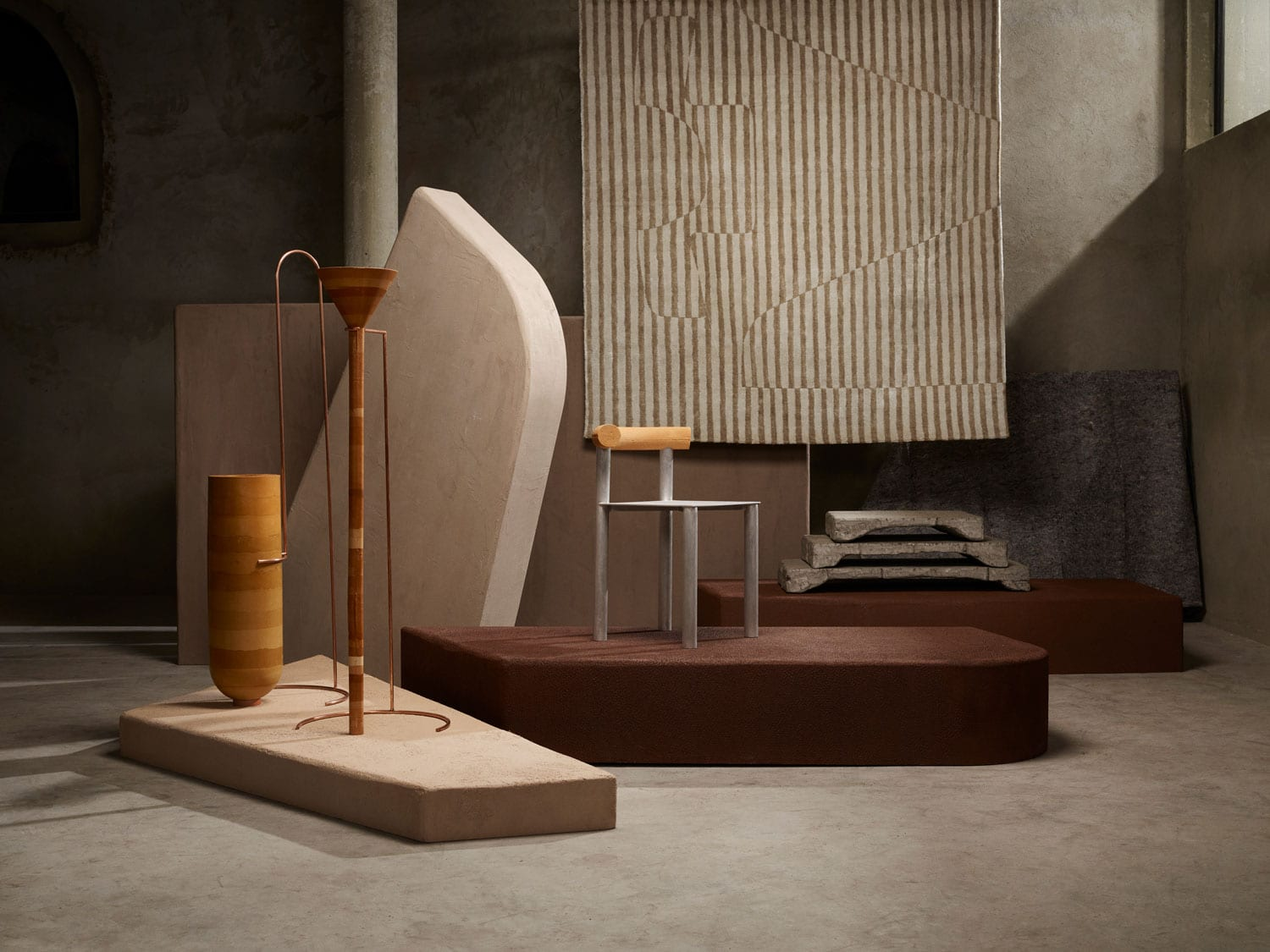 Collective Brut Explores Bodem Limited Edition Furniture Collection Photo Alexander Popelier Yellowtrace 09