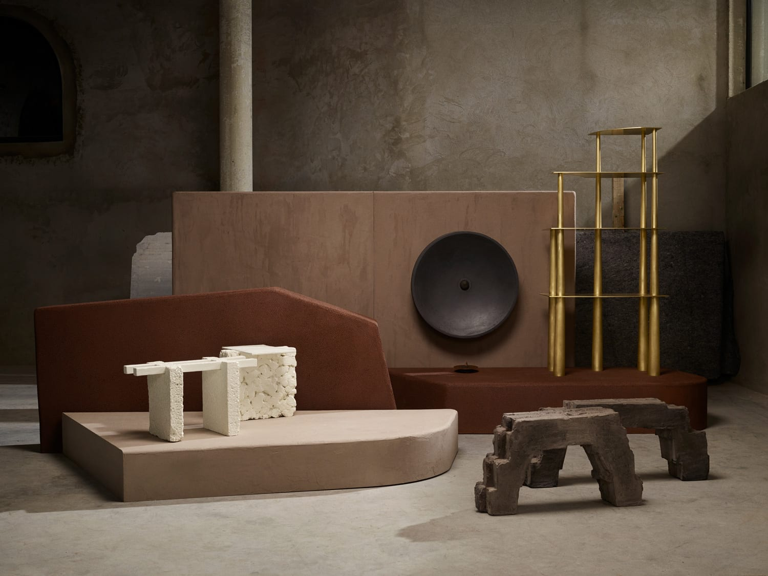 Collective Brut Explores Bodem Limited Edition Furniture Collection Photo Alexander Popelier Yellowtrace 10