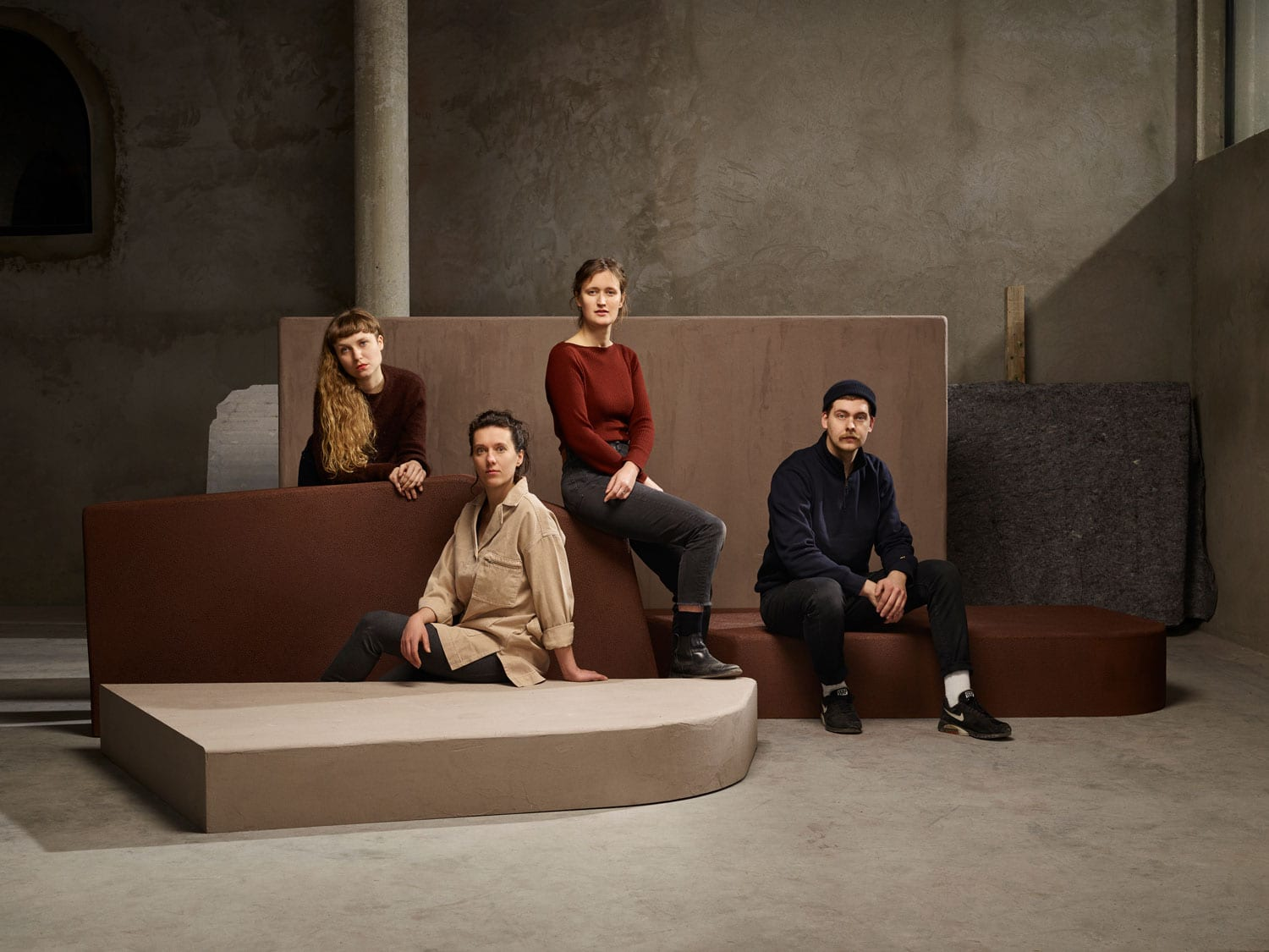 Collective Brut Explores Bodem Limited Edition Furniture Collection Photo Alexander Popelier Yellowtrace 11
