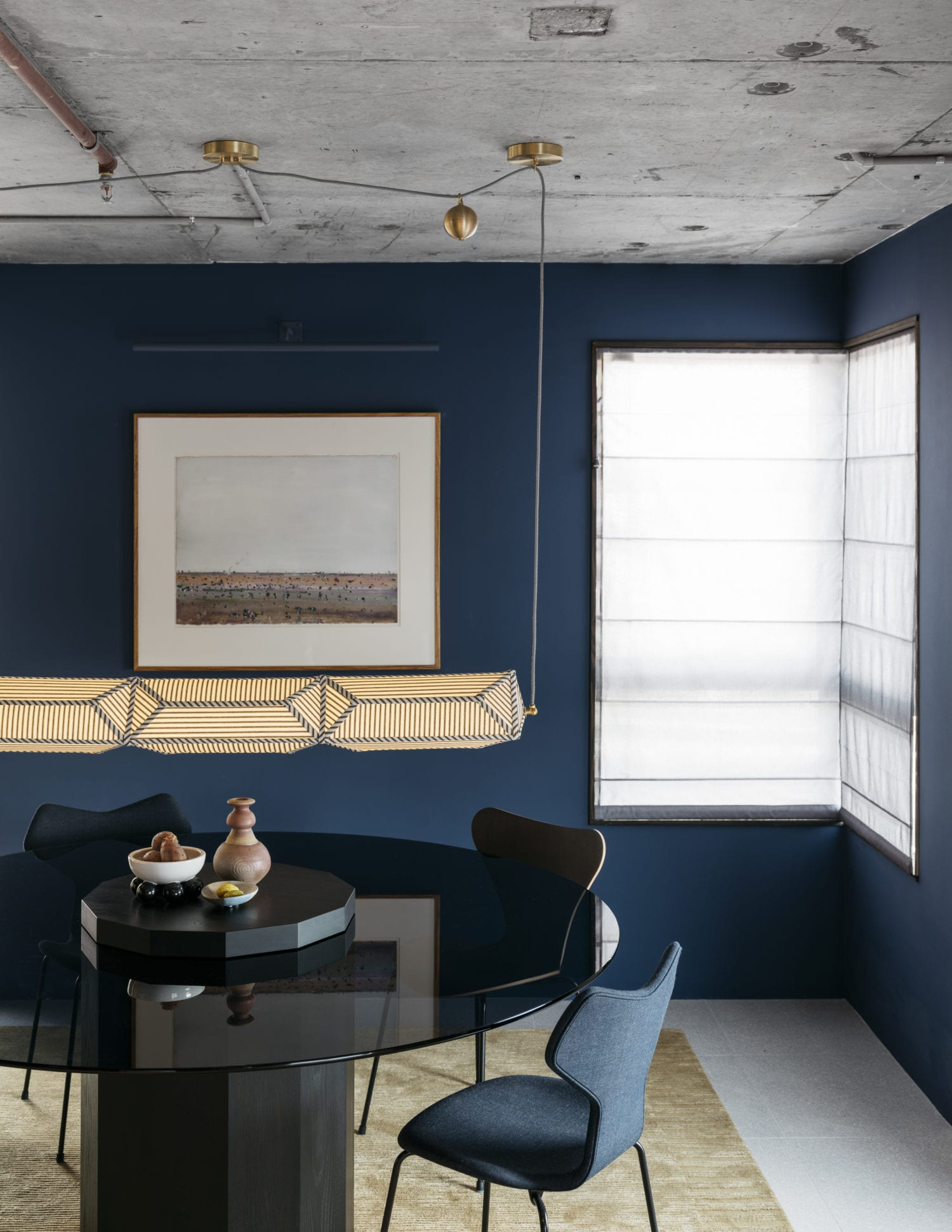 A Gentleman's Residence in the Sky: Sydney Apartment by Amber Road | Yellowtrace