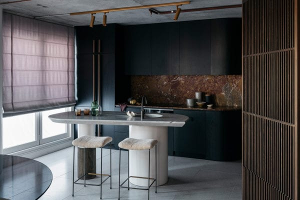 A Gentlemans Residence In The Sky Sydney Apartment By Amber Road Yellowtrace