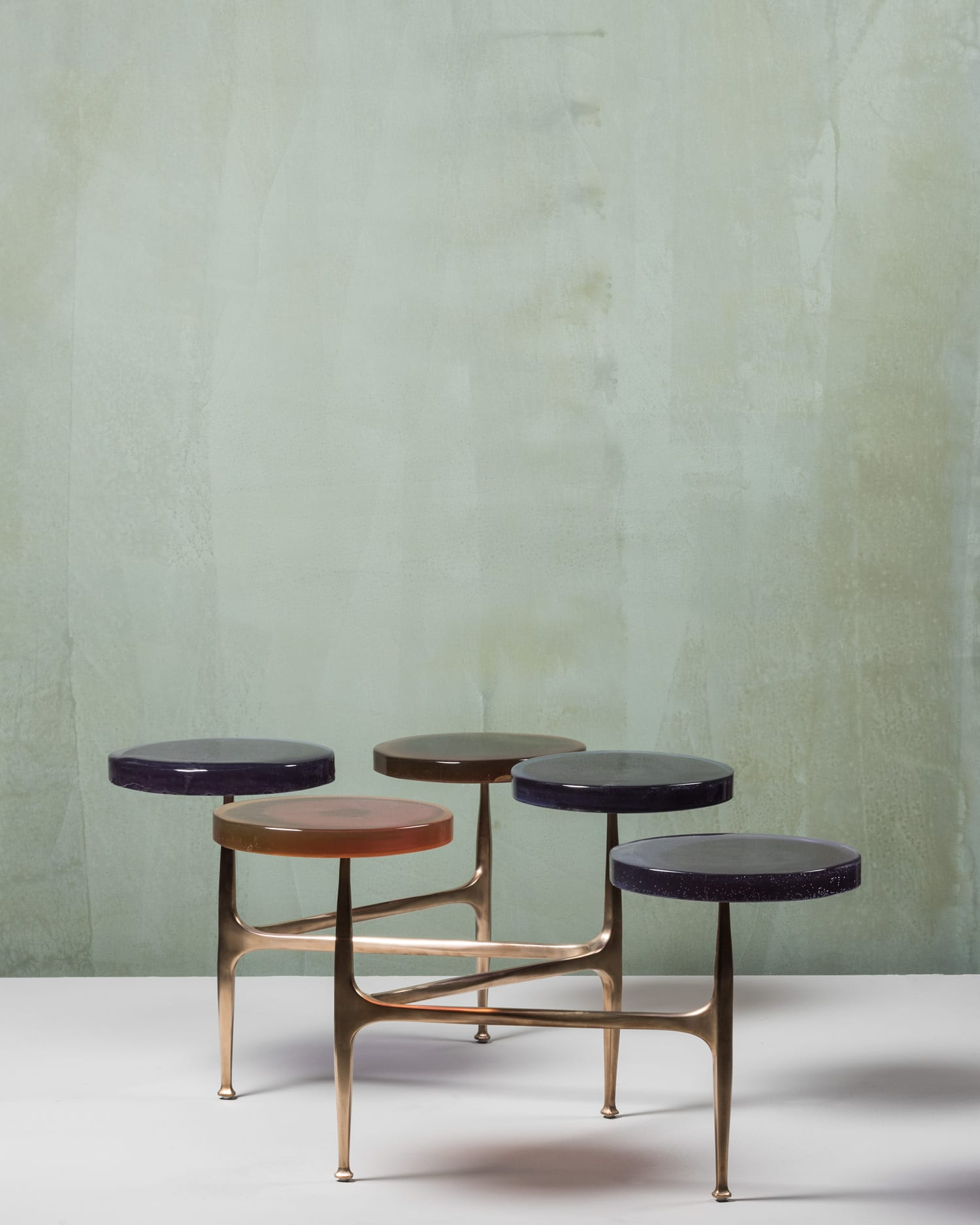 Transparency Matters: Furniture, Lighting & Art Collection by Draga & Aurel | Yellowtrace