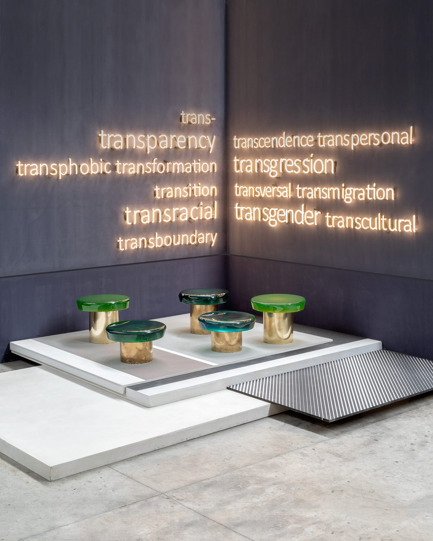 Transparency Matters Furniture Lighting & Art Collection By Draga&Aurel | Yellowtrace
