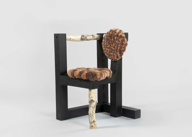 The Chair Exhibition at The Future Perfect, Timmins Segretti | Yellowtrace