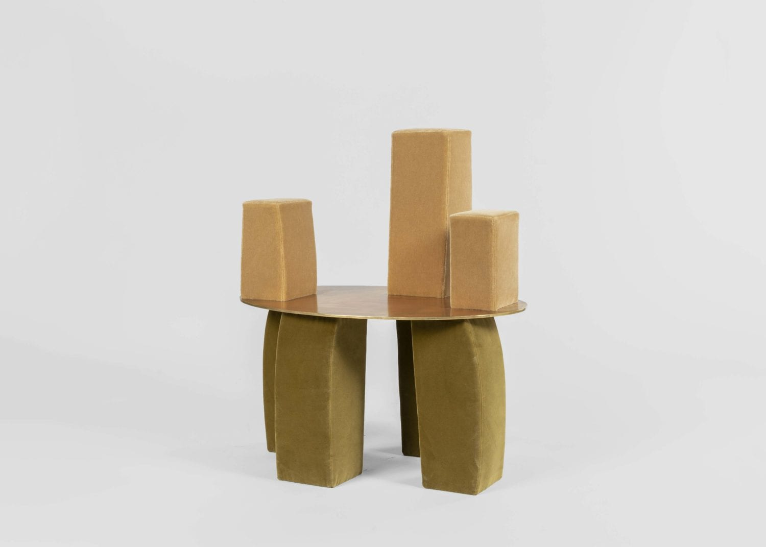 The Chair Exhibition at The Future Perfect, Giancarlo Valle | Yellowtrace