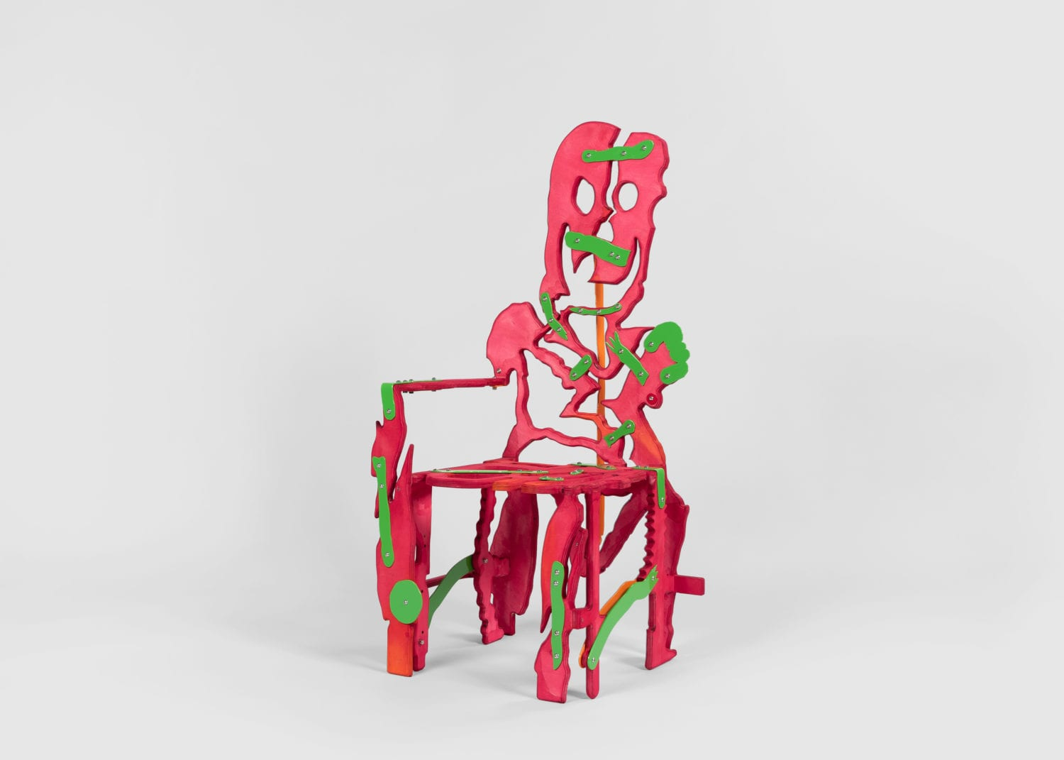The Chair Exhibition at The Future Perfect, Serban Lonescu | Yellowtrace