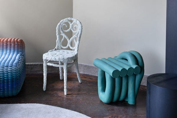 The Chair By The Future Perfect Yellowtrace