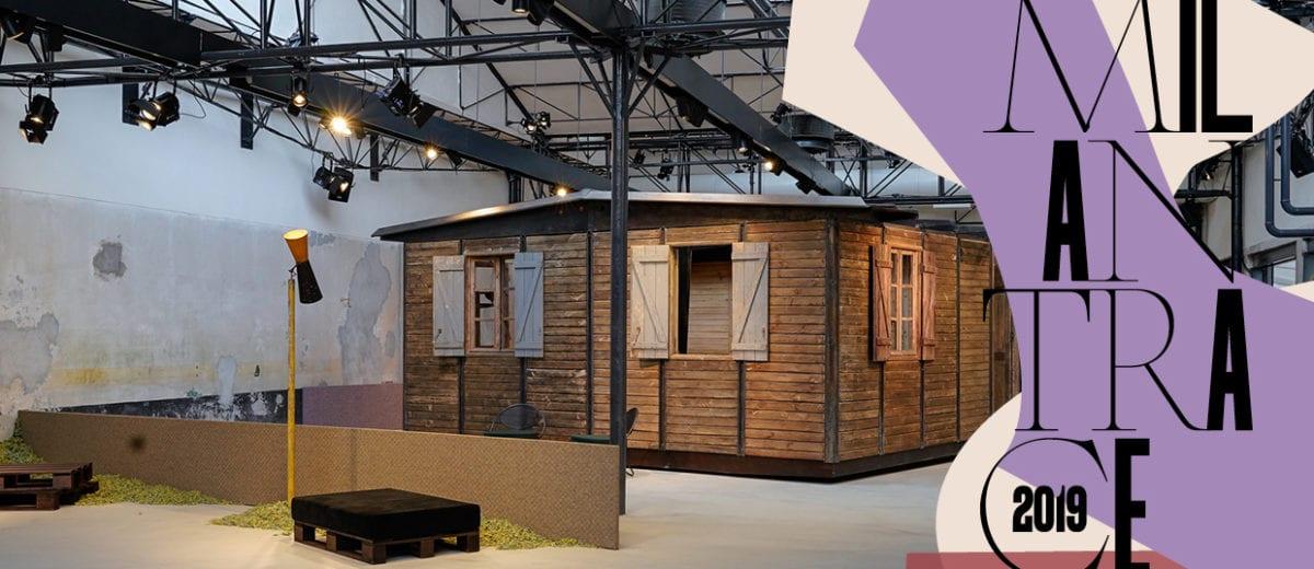 Kvadrat Raf Simons No Mans Land Installation Milan Design Week 2019 Milantrace 2019 0