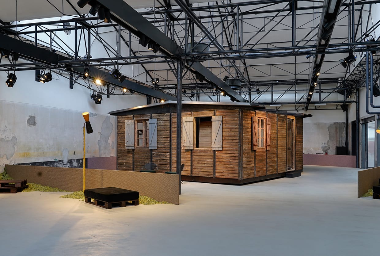 Kvadrat Raf Simons No Mans Land Installation Milan Design Week 2019 Milantrace 2019 | Yellowtrace