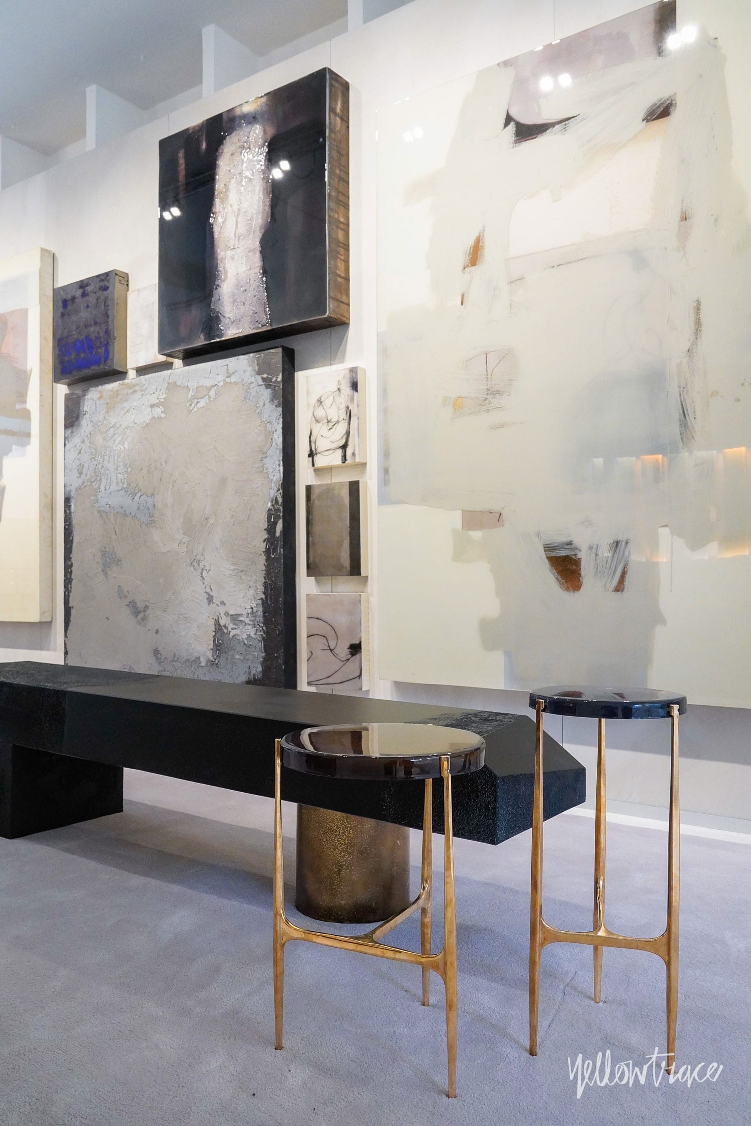 Transparency Matters: Furniture, Lighting & Art Collection by Draga & Aurel, Photo by Nick Hughes | Yellowtrace