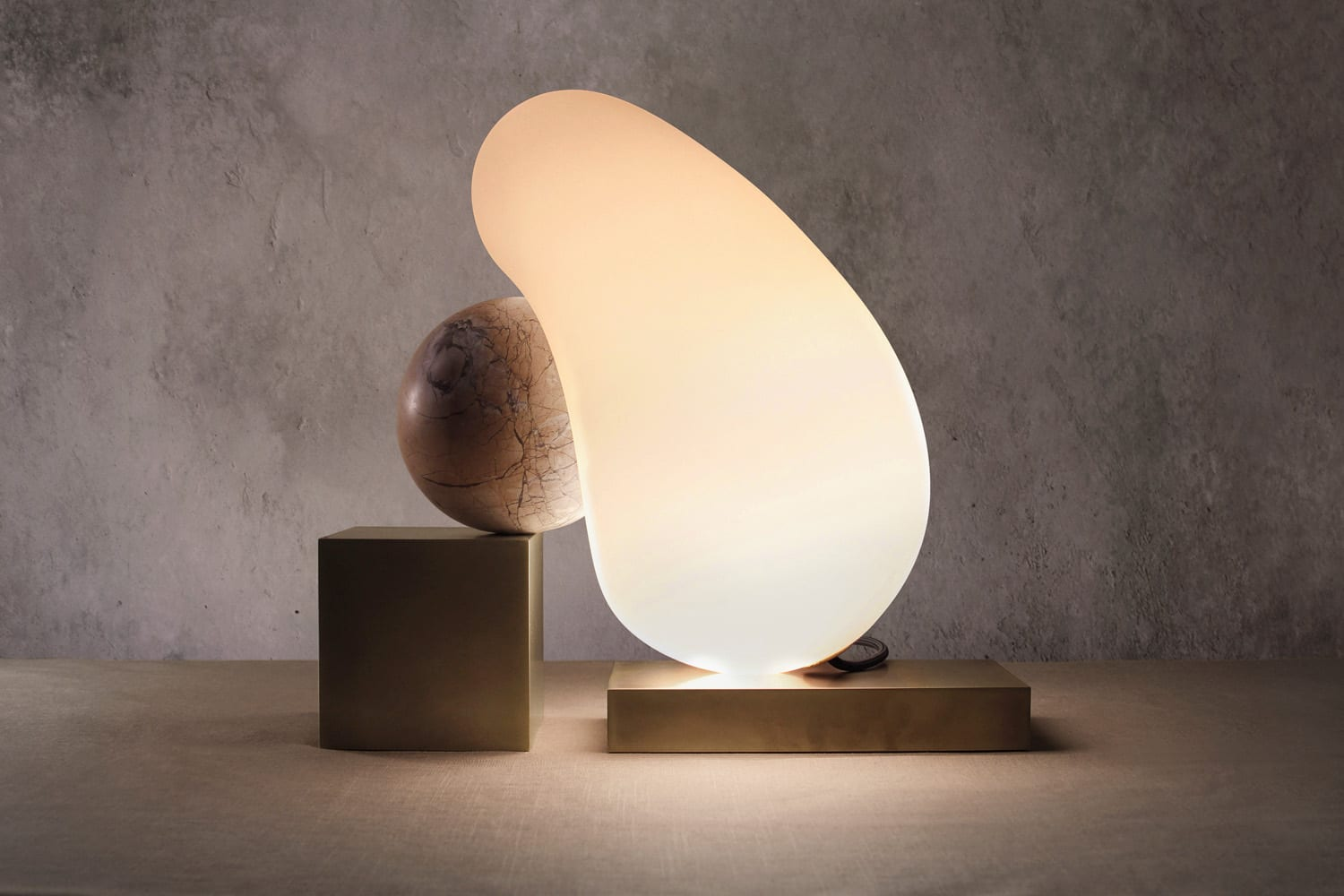 Anna Karlin Debuts in Milan With Expanded Furniture & Lighting Collection | Yellowtrace