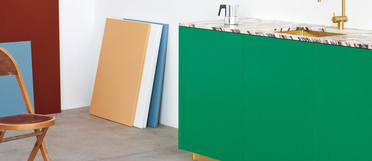 New Kitchens By Muller Van Severen Note Design Studio And David Thulstrup For Reform Yellowtrace