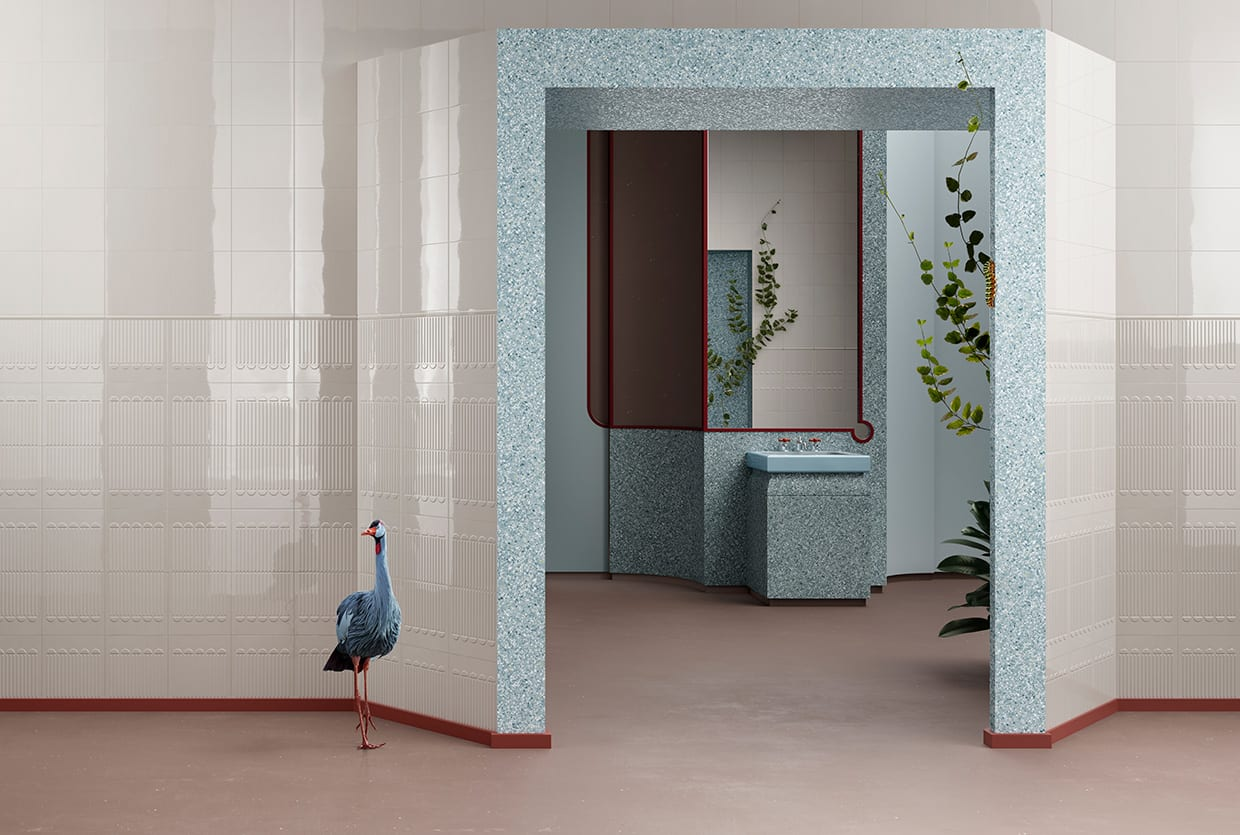 5f41625fa7 Tale Of Tiles Dekorami Tiles By Marcante Testa For Ceramica Vogue  Yeelowtrace