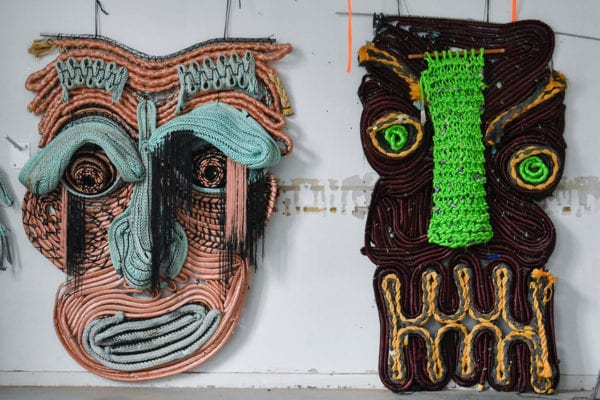Rope Wall Tapestries By Joana Schneider Yellowtrace