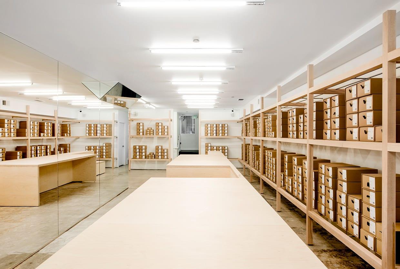 Feit San Francisco Store by Jordana Maisie Design Studio | Yellowtrace