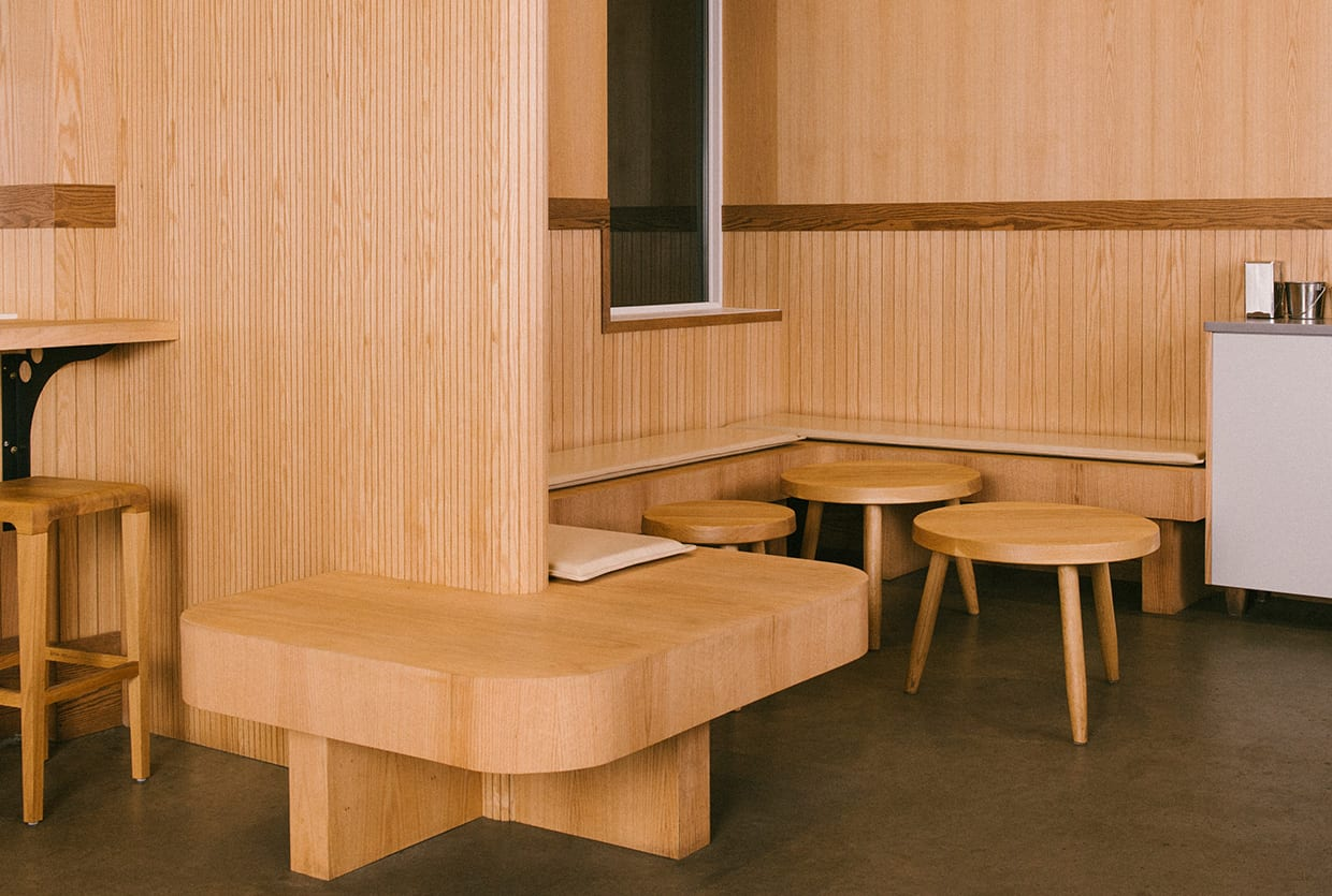 Parsonage Cafe in Canada by Studio Roslyn | Yellowtrace