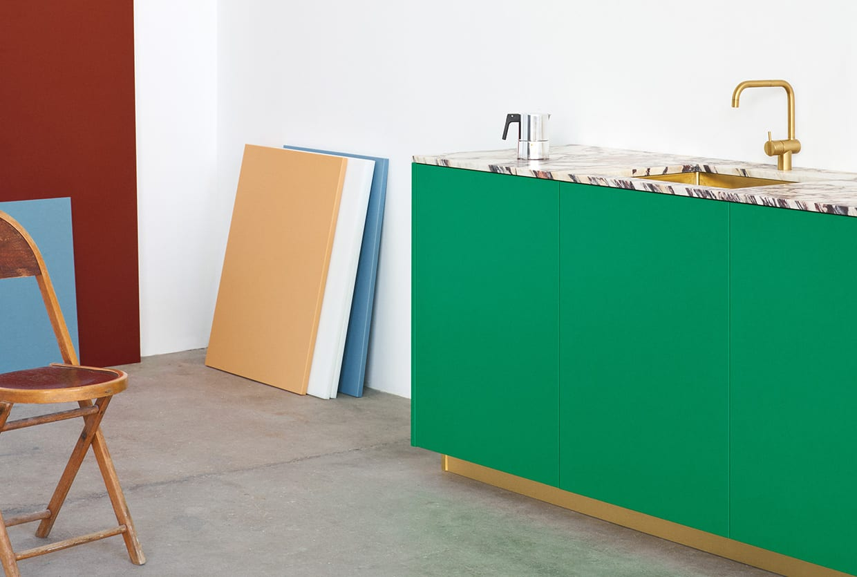 New Kitchens by Muller Van Severen, Note Design Studio & David Thulstrup For Reform | Yellowtrace