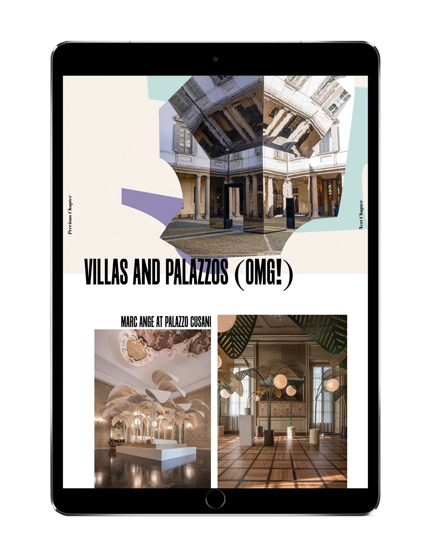 MILANTRACE 2019 Digital Report Villas & Palazzos | Yellowtrace