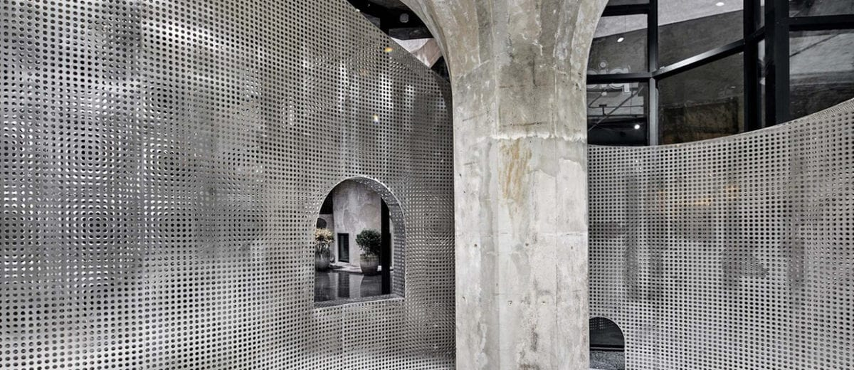 The Animal Backbone In Shanghai By I F S E Space Creative Lab Yellowtrace