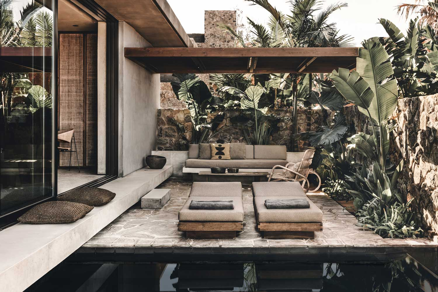 Casa Cook Chania on Greek Island Crete by k studio | Yellowtrace