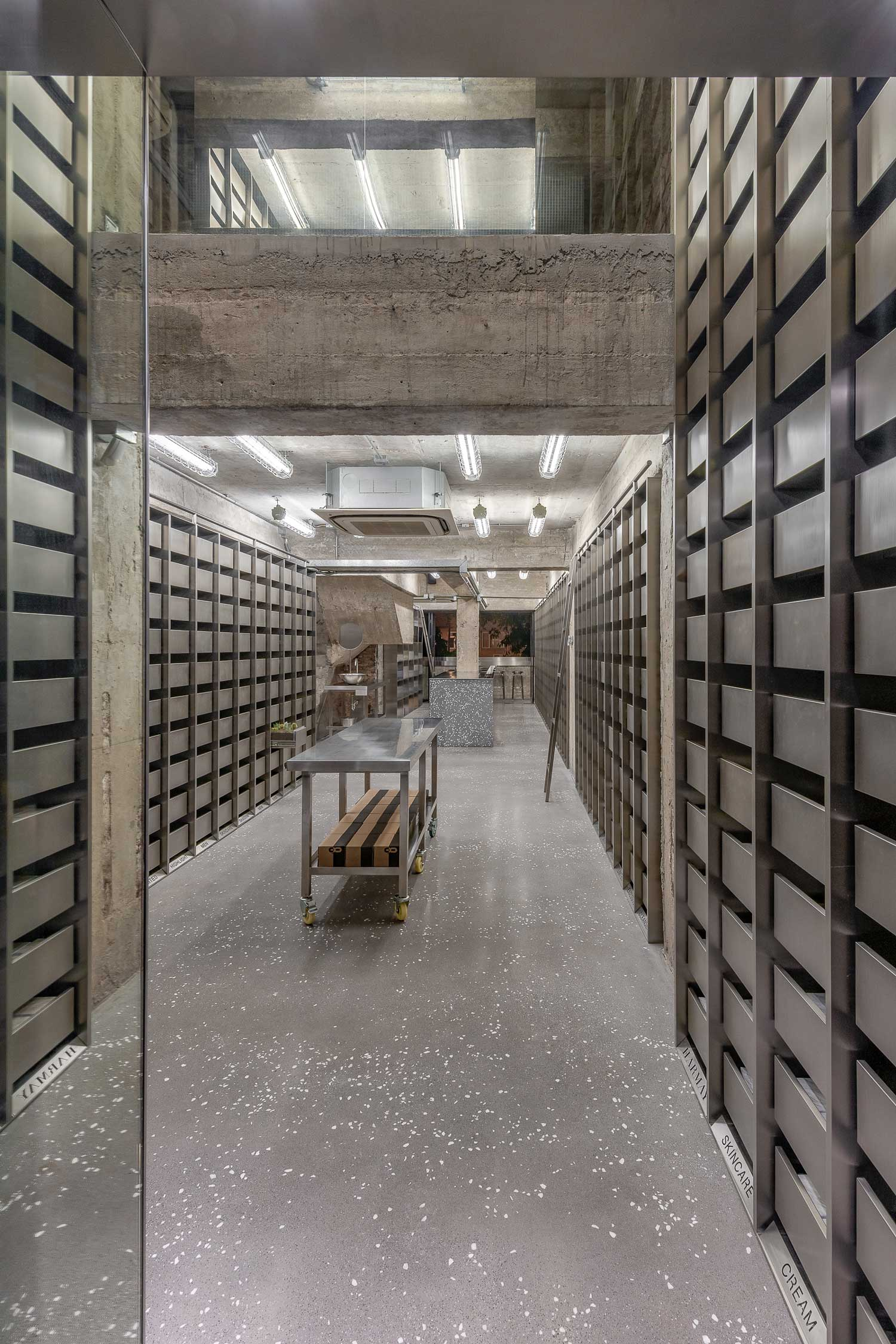HARMAY Store in Hong Kong by AIM Architecture | Yellowtrace