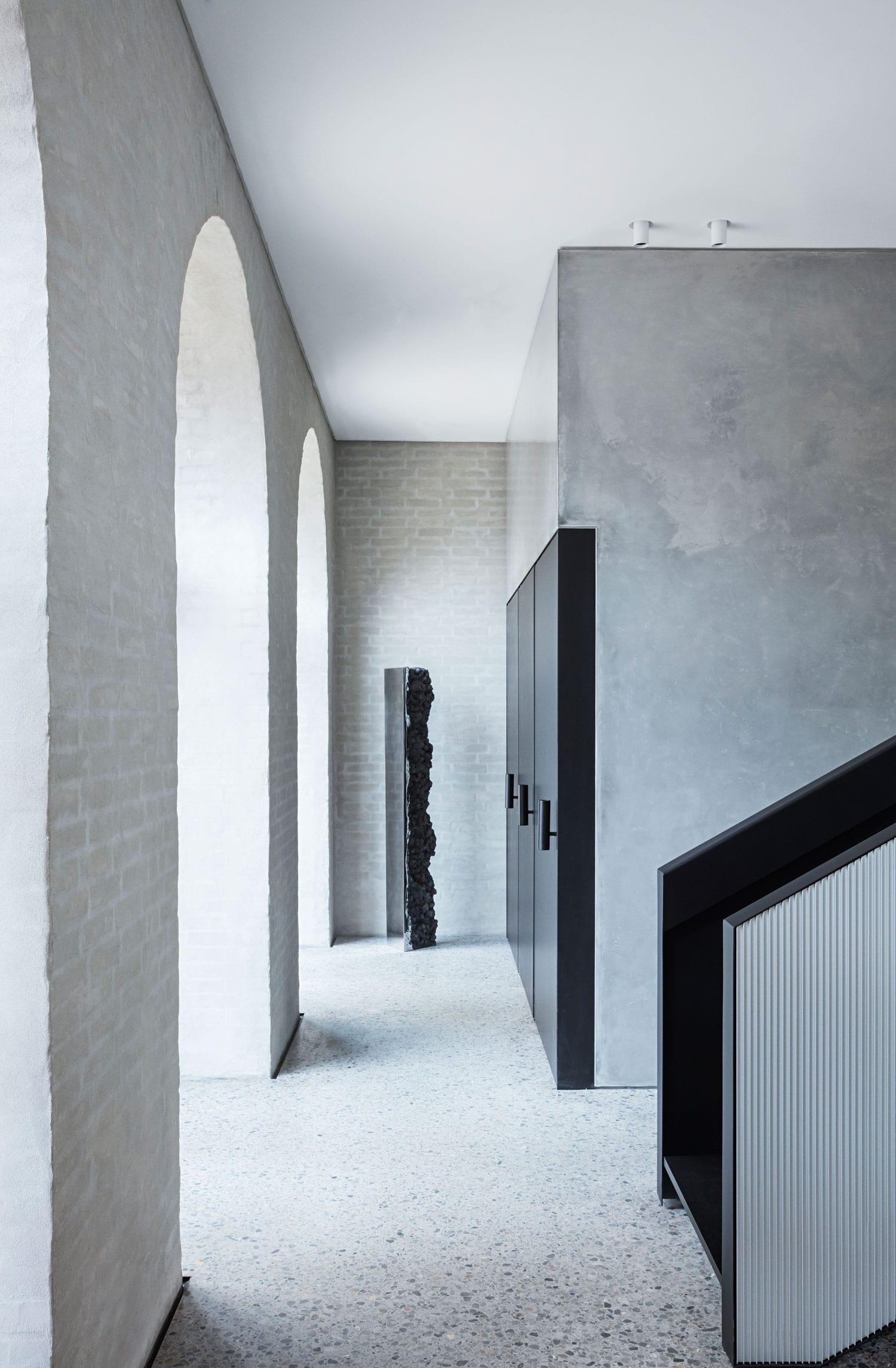 VIPP Chimney House in Copenhagen by Studio David Thulstrup | Yellowtrace