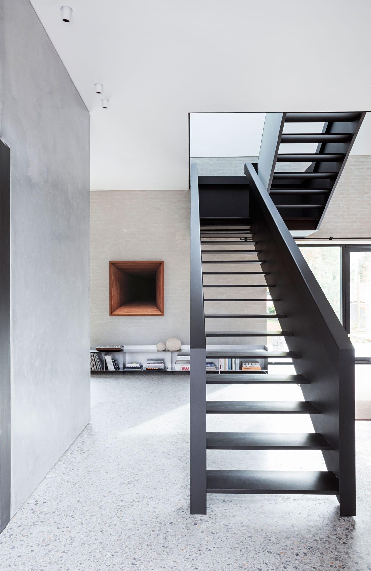 Vipp Chimney House Copenhagen by Studio David Thulstrup