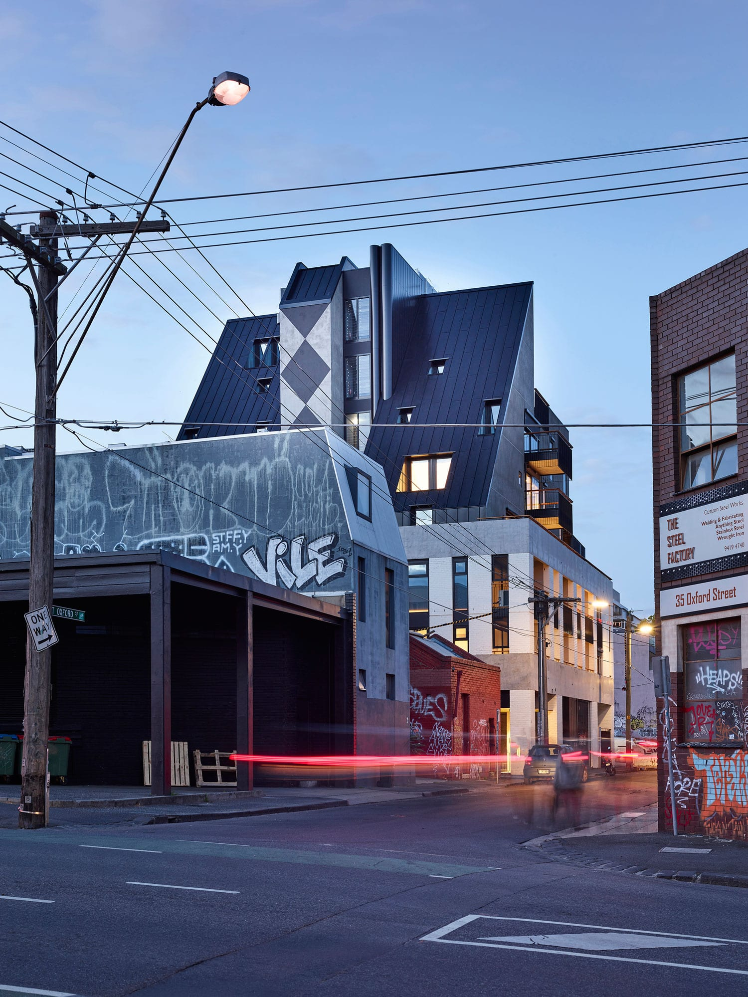 Little Oxford, Melbourne by Kennedy Nolan | Yellowtrace