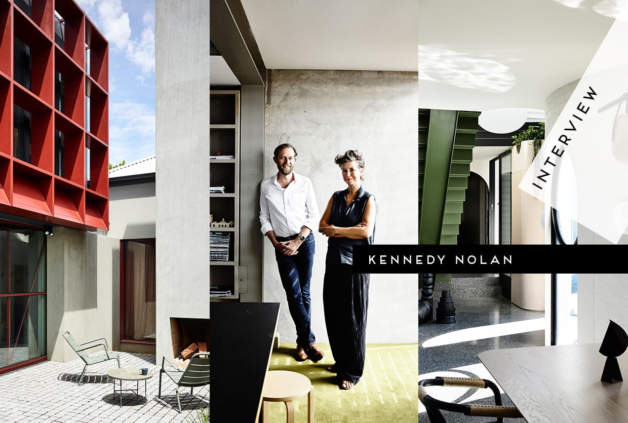 Interview: Patrick Kennedy and Rachel Nolan of Kennedy Nolan | Yellowtrace