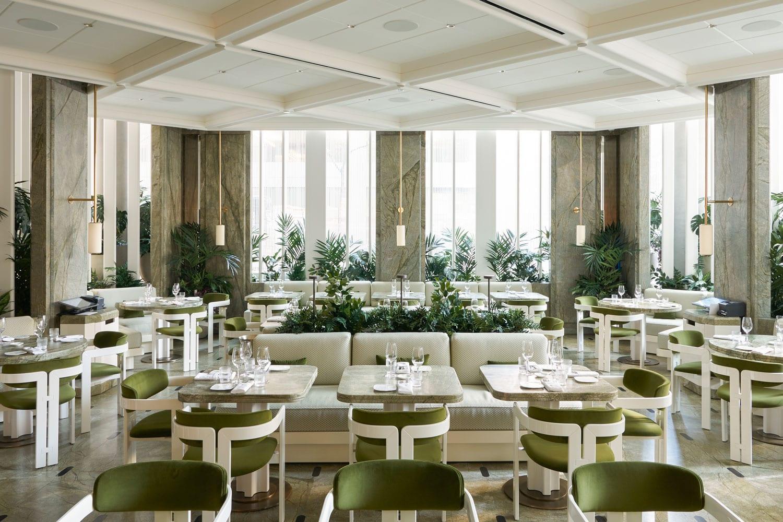 Le Jardinier Restaurant By Joseph Dirand Opens In New York