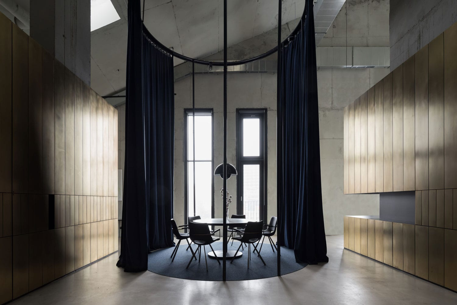 Residential Sales Office In Moscow Russia By Alexander Volkov Architects | Yellowtrace