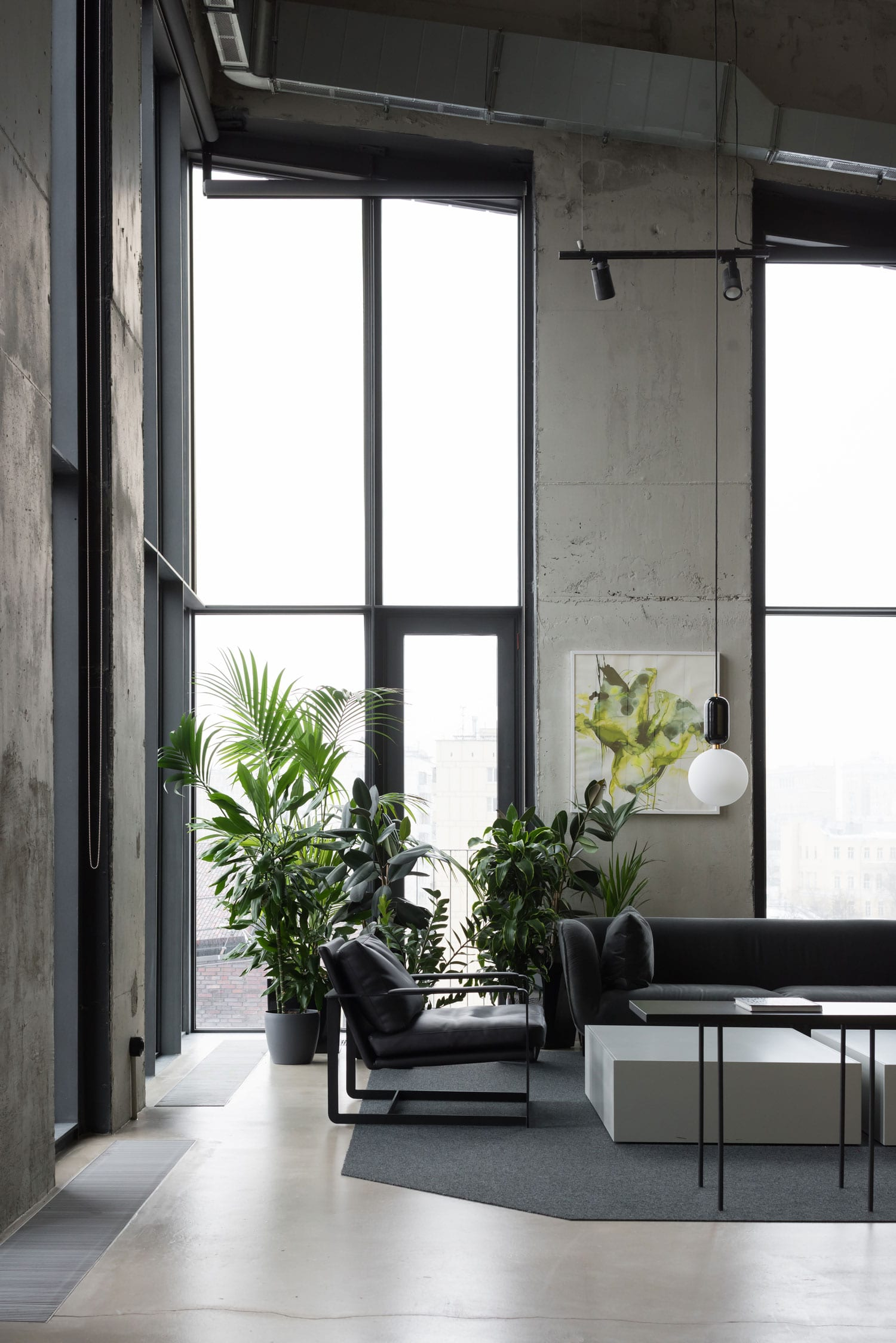Residential Sales Office in Moscow, Russia by Alexander Volkov Architects | Yellowtrace