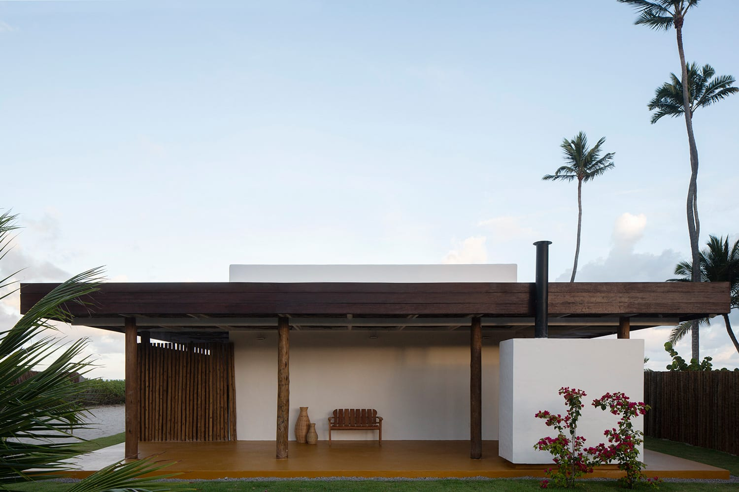 Cupe House by Mnma Studio | Yellowtrace