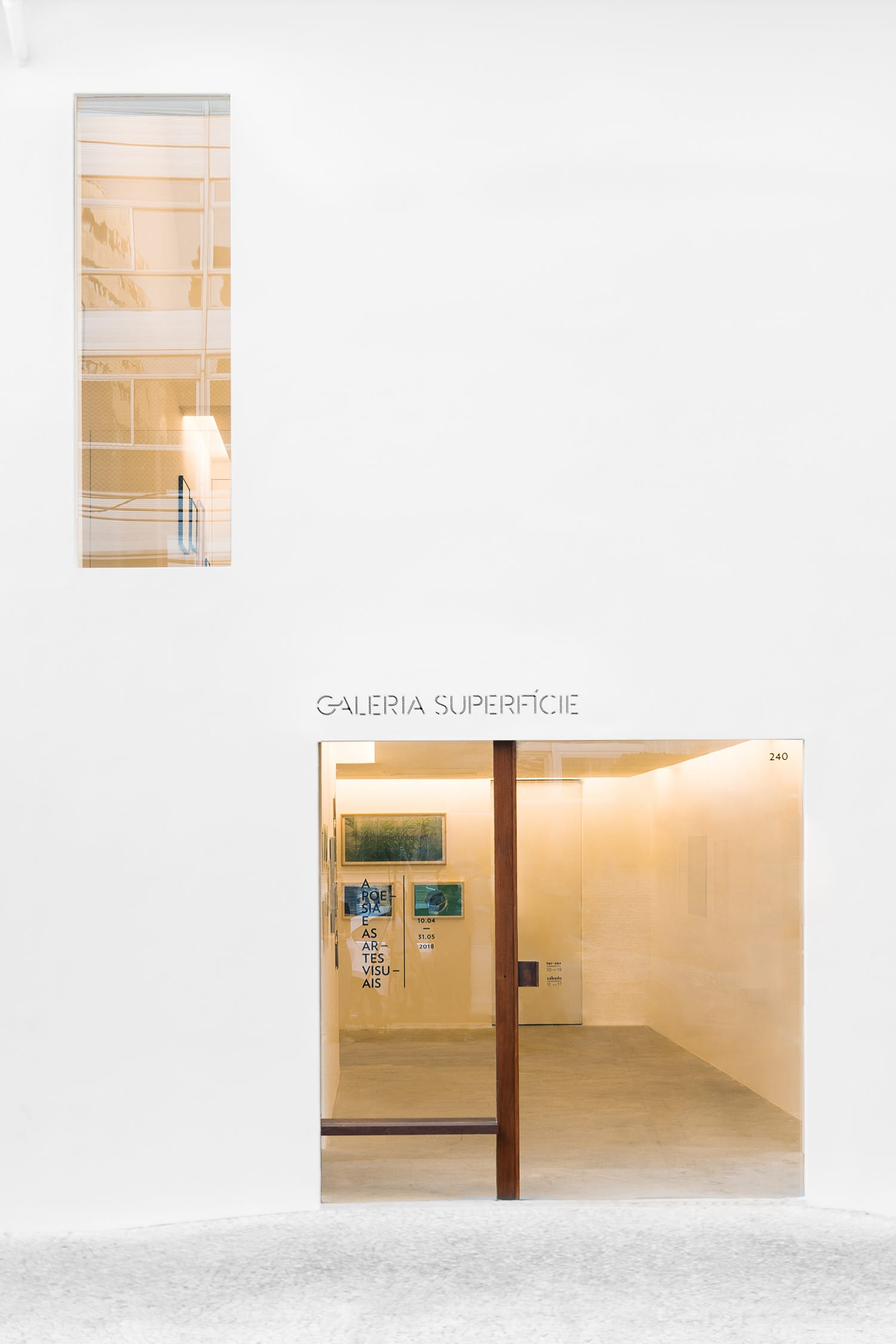 Superficie Gallery by Mnma Studio | Yellowtrace