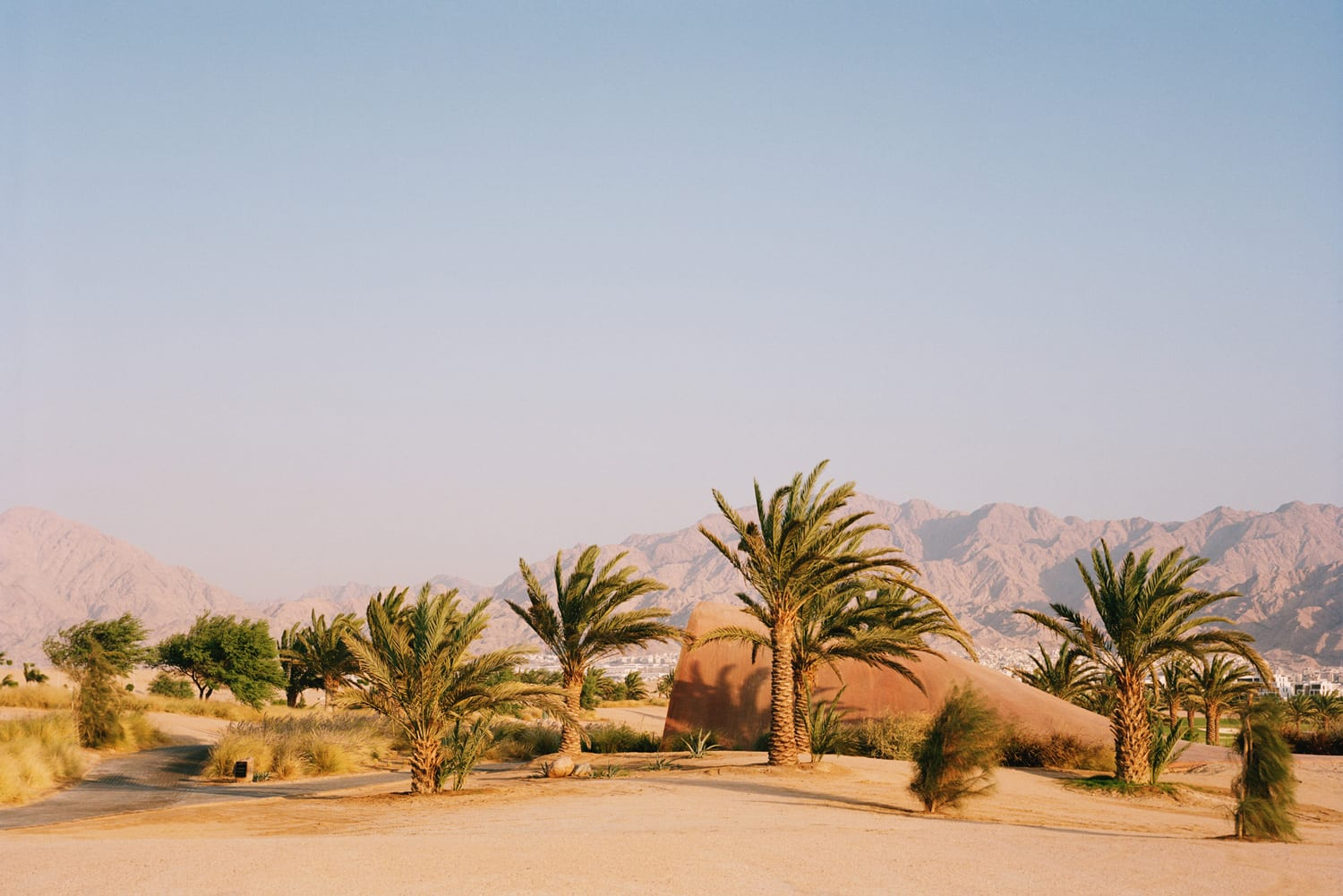 Ayla Golf Academy & Clubhouse in Aqaba, Jordan by Oppenheim Architecture | Yellowtrace