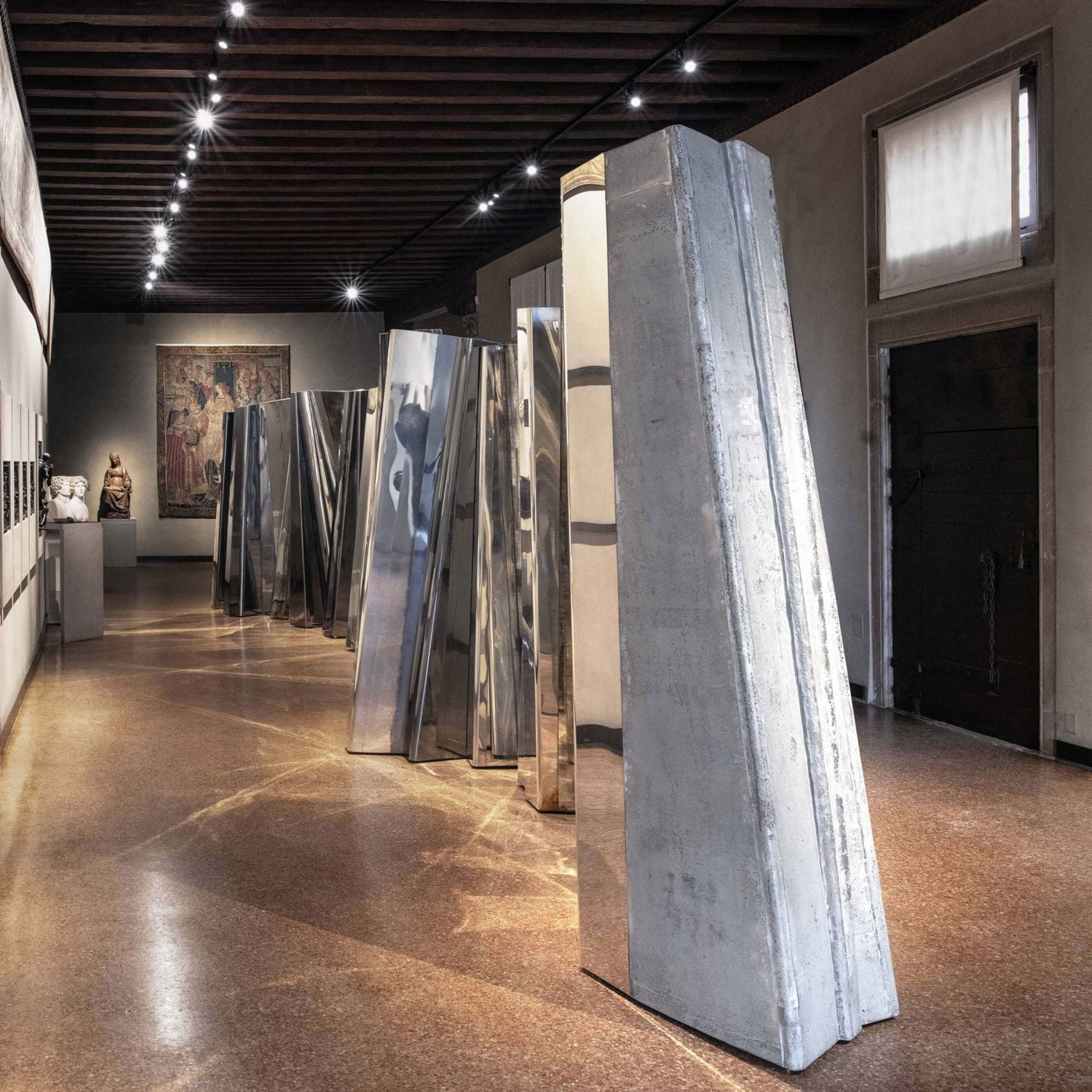 Ode by Vincenzo De Cotiis at Venice Art Biennale 2019 | Yellowtrace