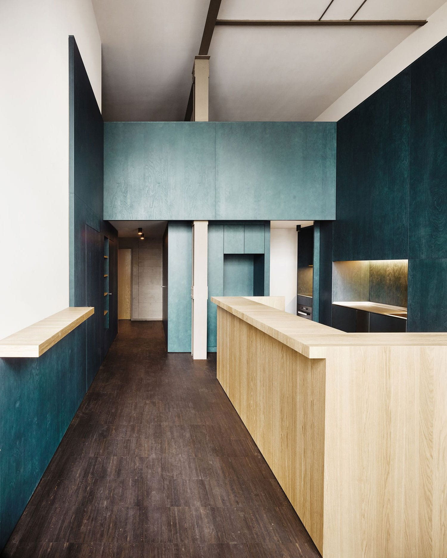 Business Center 1905 & Co-Working Space in Baden, Switzerland by Oliver Christen | Yellowtrace