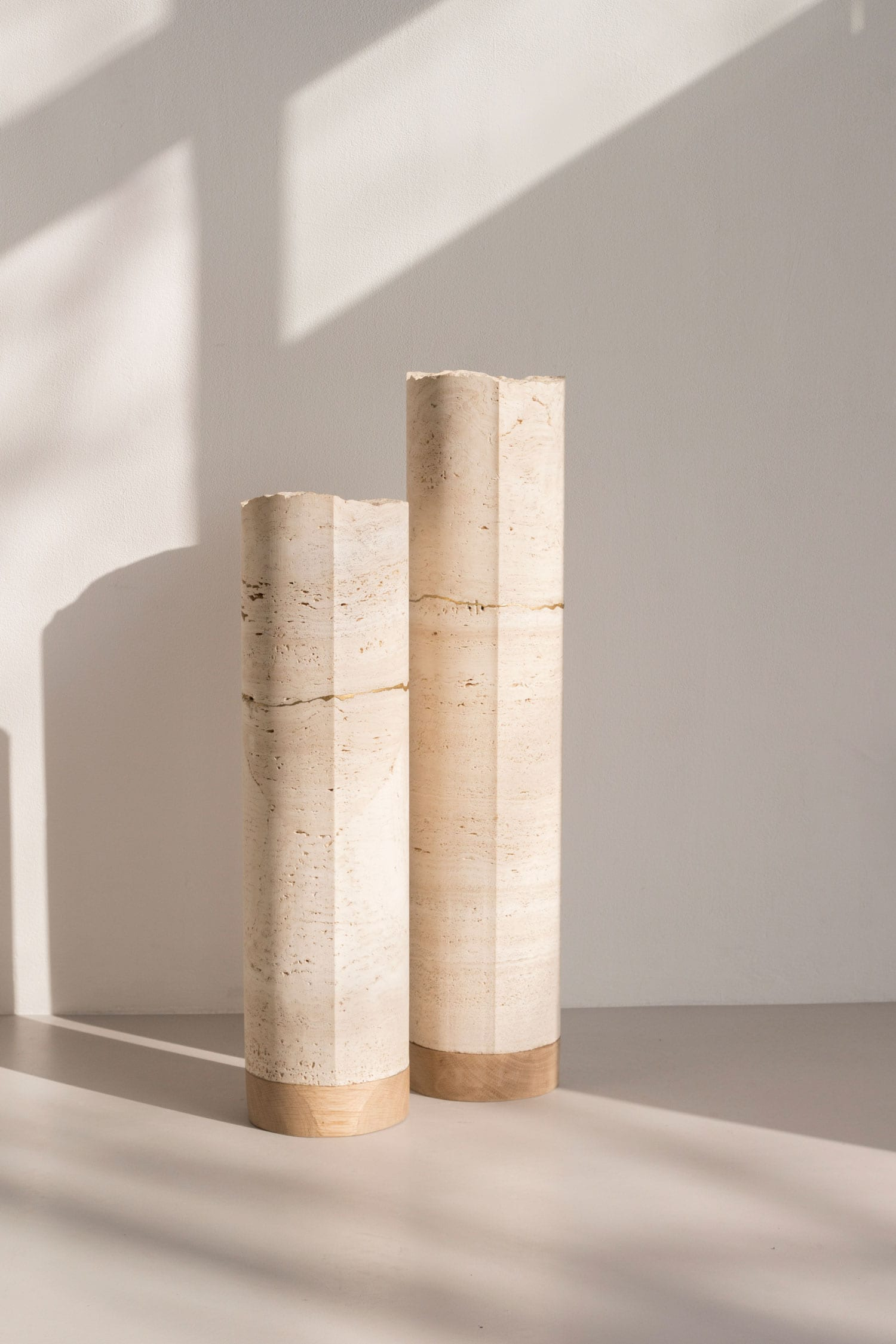 Carla Cascales Alimbau's 'Closer Than They Appear' Geometric Sculptures | Yellowtrace