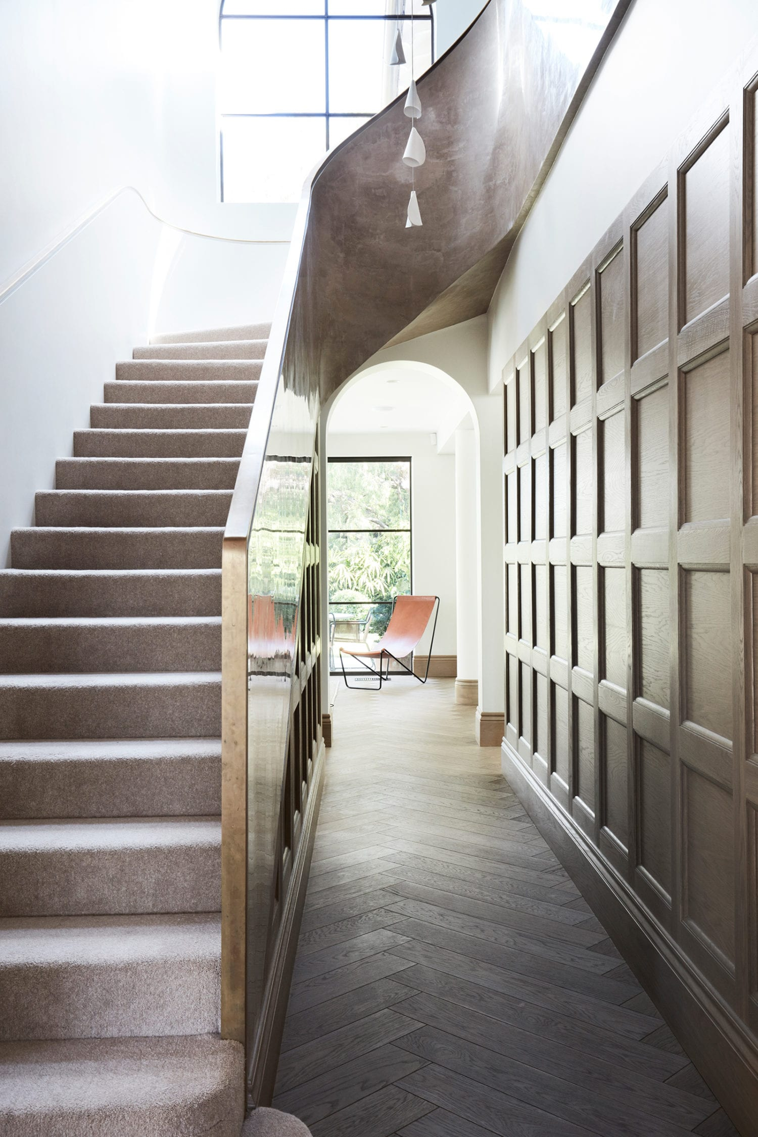 Peppertree Villa in Bellevue Hill, Sydney by Luigi Rosselli Architects & Alwill Interiors | Yellowtrace