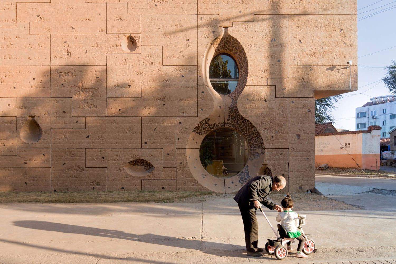 Millet Vinegar Museum in Zibo, China by Zhanghua Studio, AATU | Yellowtrace
