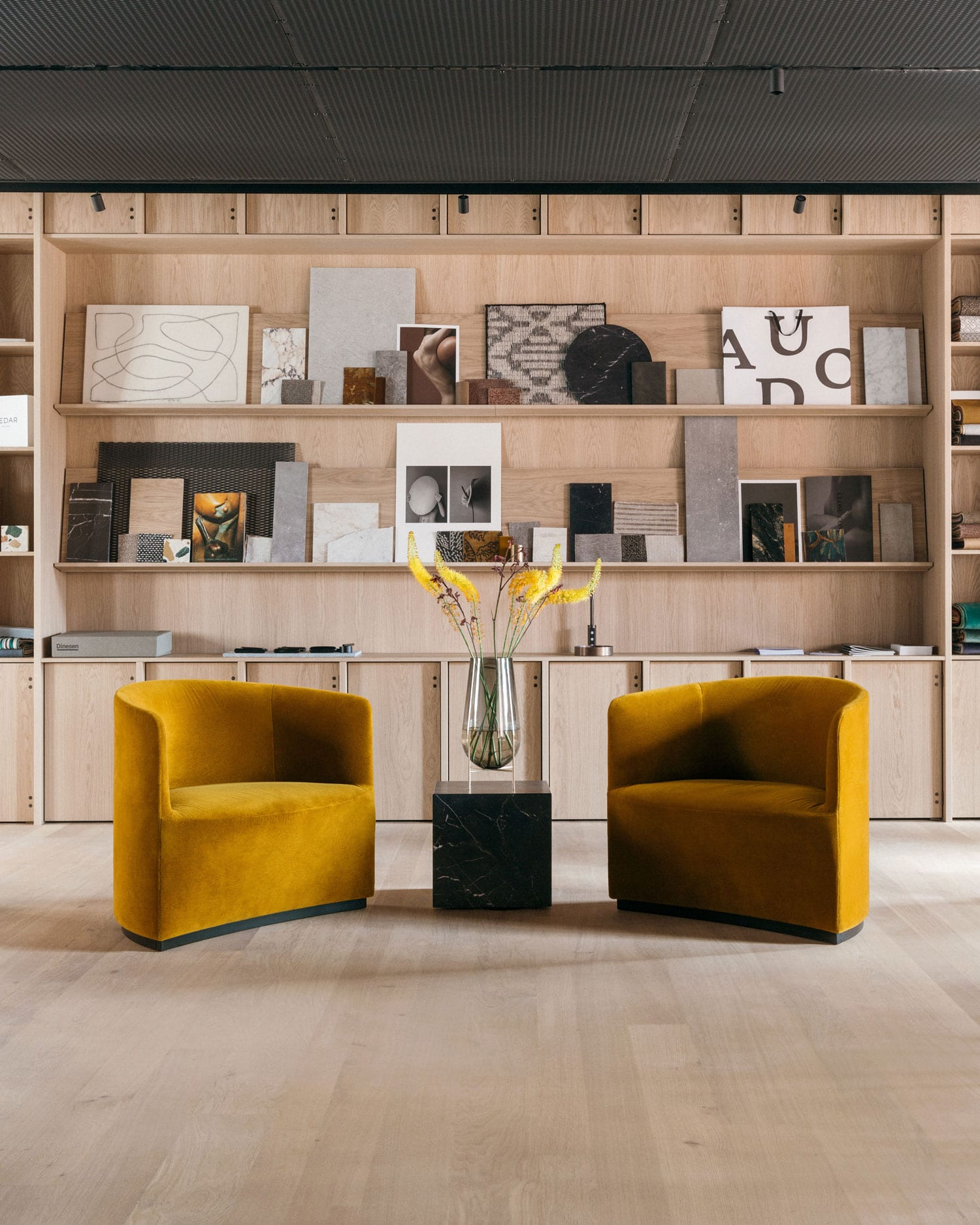 The Audo Hybrid Space Copenhagen By Norm Architects | Yellowtrace