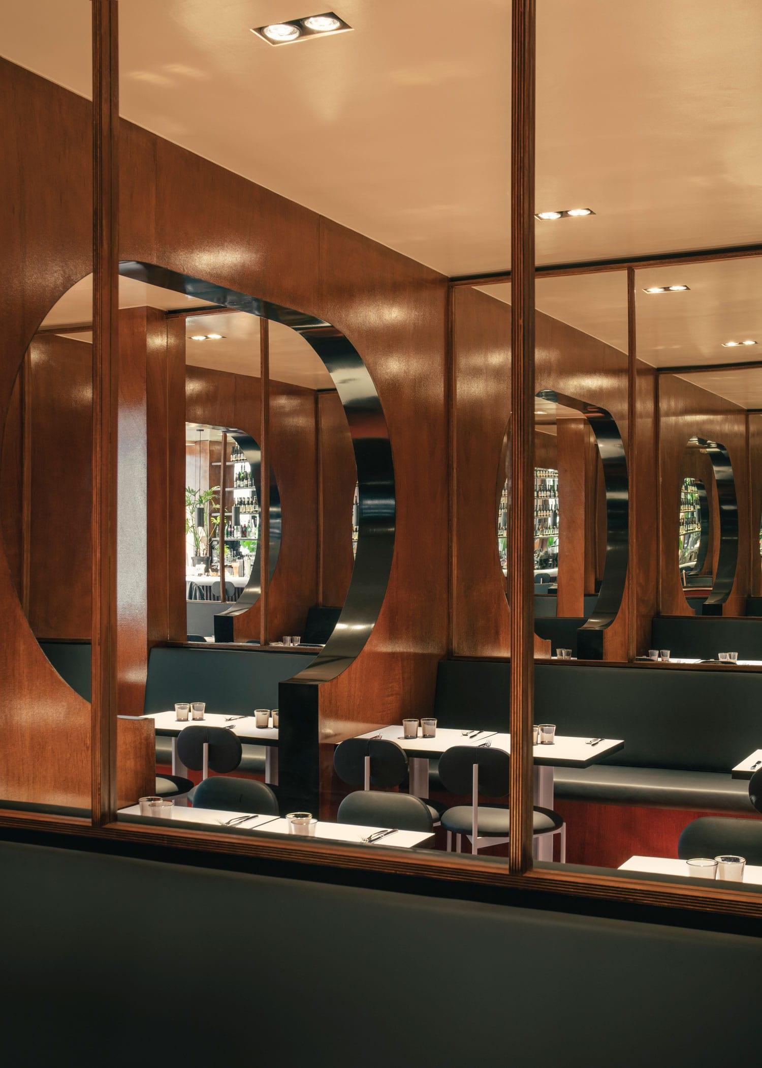 PNY Restaurant in Paris by Bernard Dubois | Yellowtrace