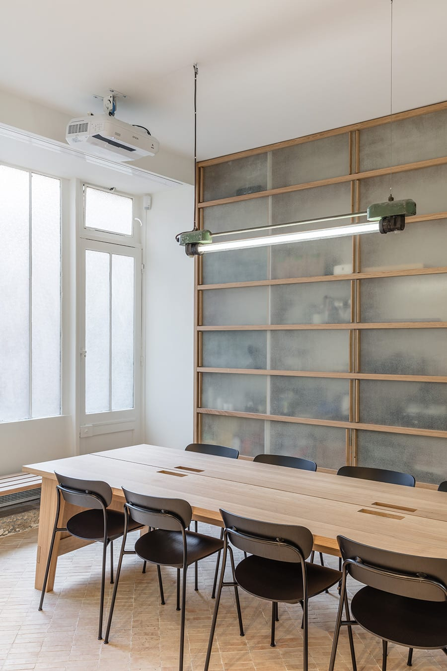 OBO Office in Paris, France by Ciguë | Yellowtrace