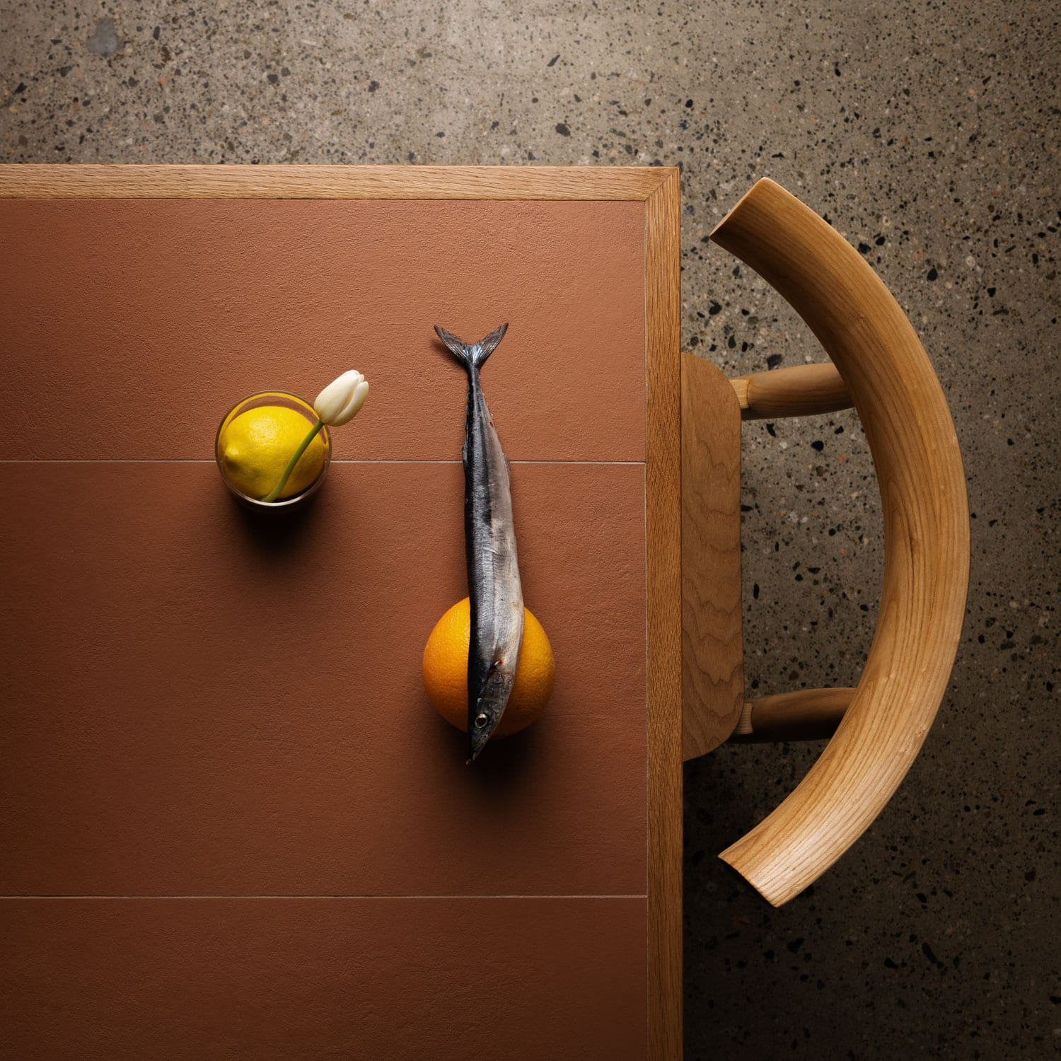 Como Taperia by Ste Marie Art and Design | Yellowtrace
