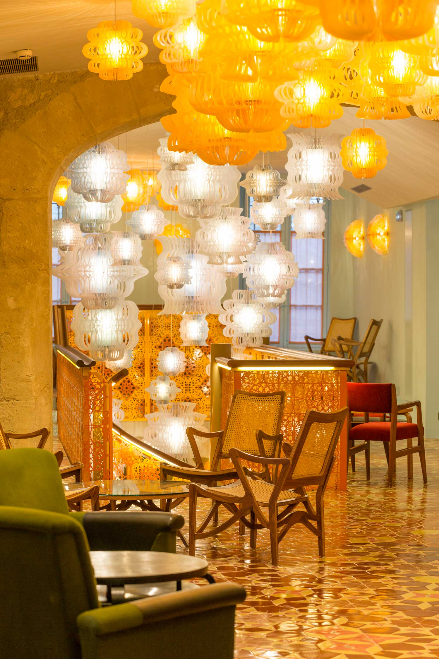 L Arlatan Hotel In Arles France With Interiors By Jorge