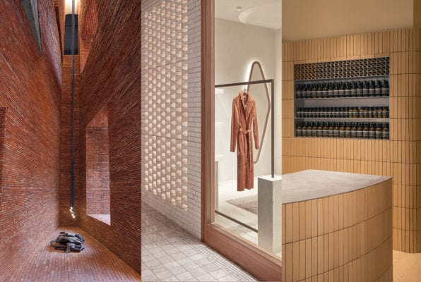 Retail Interiors With Bricks Curated By Yellowtrace 01
