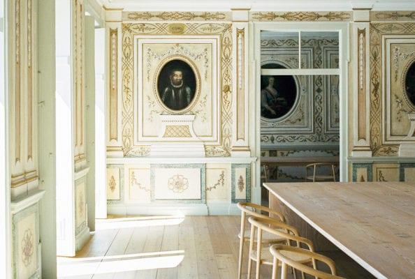 Aires Mateus Workspace Atelier Cecilio De Sousa Lisbon Portugal First Floor Yellowtrace